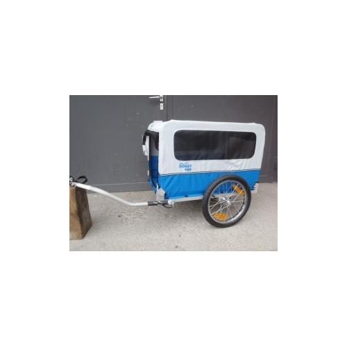 Nákladní vozík za kolo XLC CROOZER Dog 2018