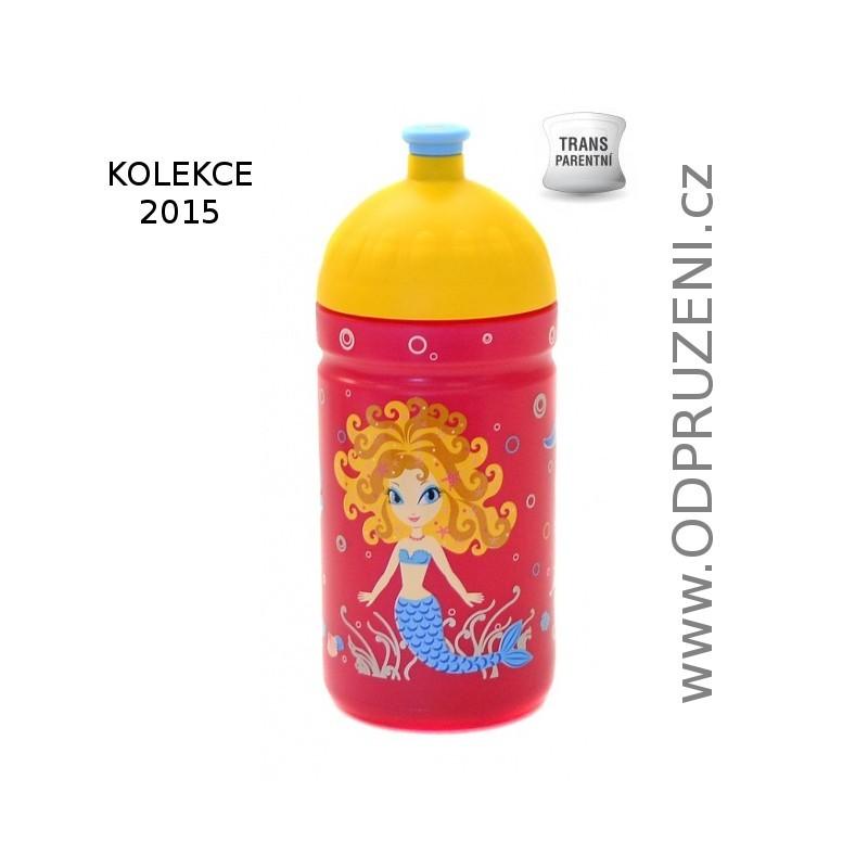 Zdravá cyklo lahev 0,5 l MOŘSKÁ PANNA