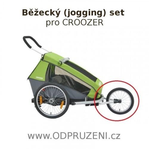 Běžecký (jogging) set pro vozík CROOZER Kid for 1 a 737