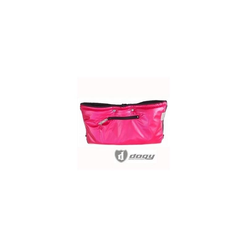 Růžový rukávník s kapsou PINKIE