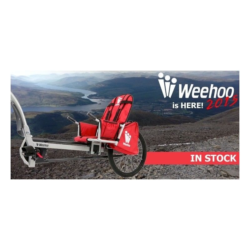 Weehoo i-Go Two červený  2015