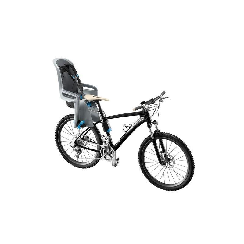 Cyklosedačka THULE RideAlong světle šedá