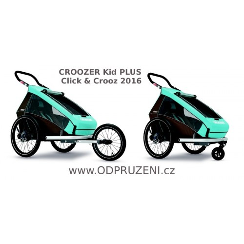 Croozer Click Crooz Kid 1 PLUS 2016