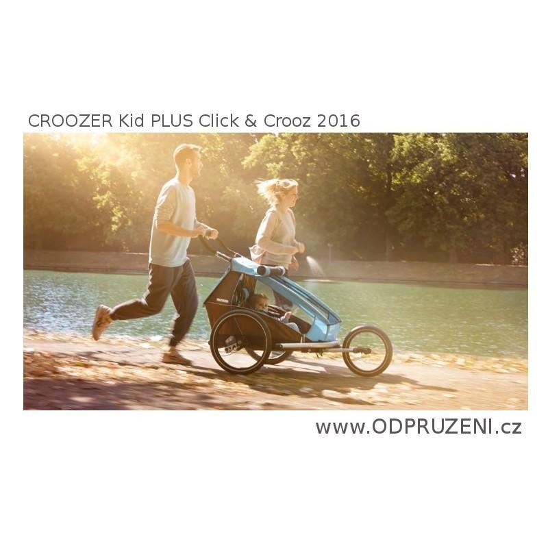 Croozer Click Crooz Kid 1 PLUS 2016
