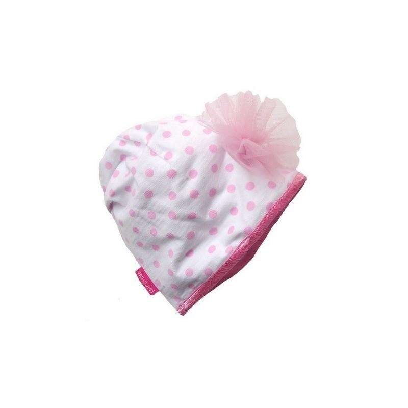 čepička Pinkie Bullets/Flower 6-8 let