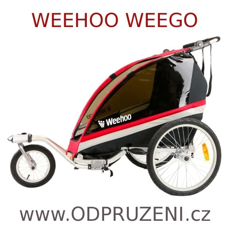 Cyklovozík Weehoo WeeGo