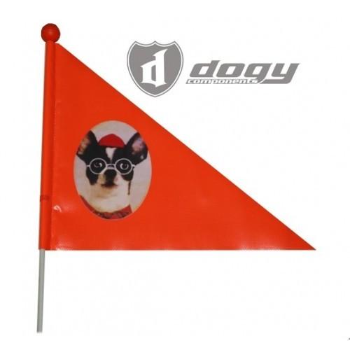 Praporek na vozík PES - DOG