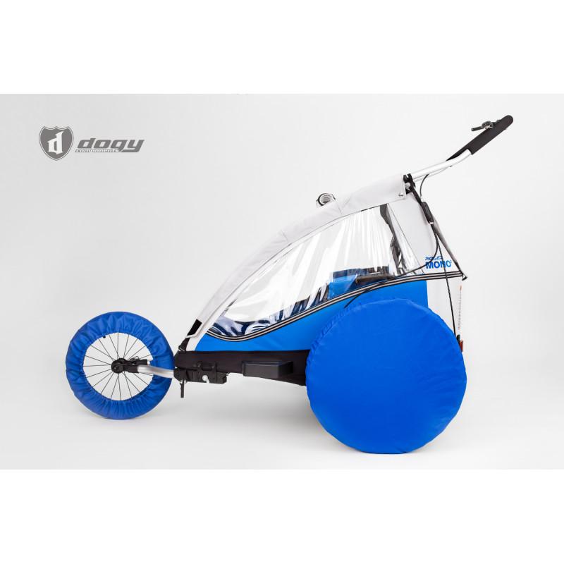 "Potah jogging kola 16"" pro vozík CROOZER a XLC"