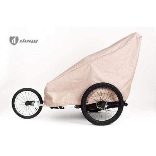 Parkovací potah na vozíky za kolo