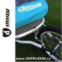 Brzdový set - ruční brzda pro vozík XLC