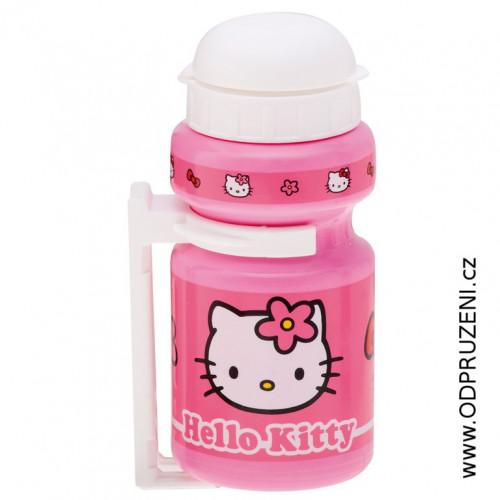 Dětská cyklo lahev Hello Kitty