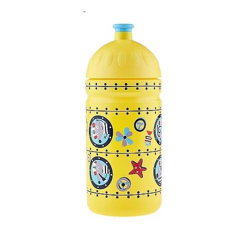 Zdravá cyklo lahev 0,5 l YELLO PONORKA