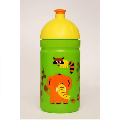 Zdravá cyklo lahev 0,5 l ZVÍŘÁTKA