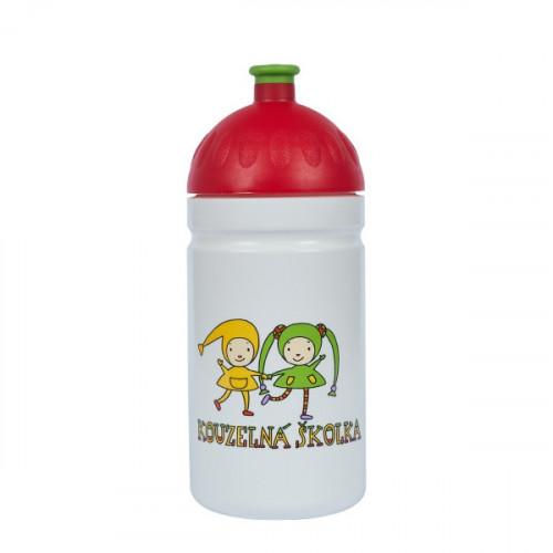 Zdravá cyklo lahev 0,5 l KOUZELNÁ ŠKOLKA