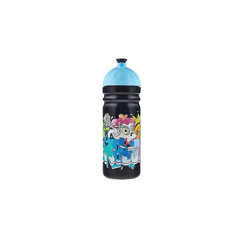 Zdravá cyklo lahev 0,7 l GRAFFITI