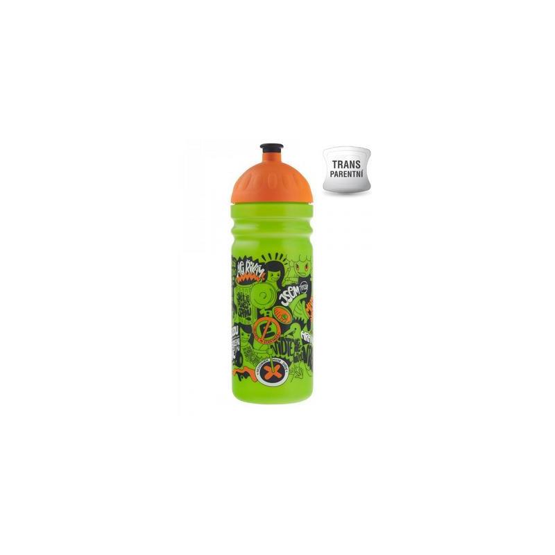 Zdravá cyklo lahev 0,7 l STREET ART