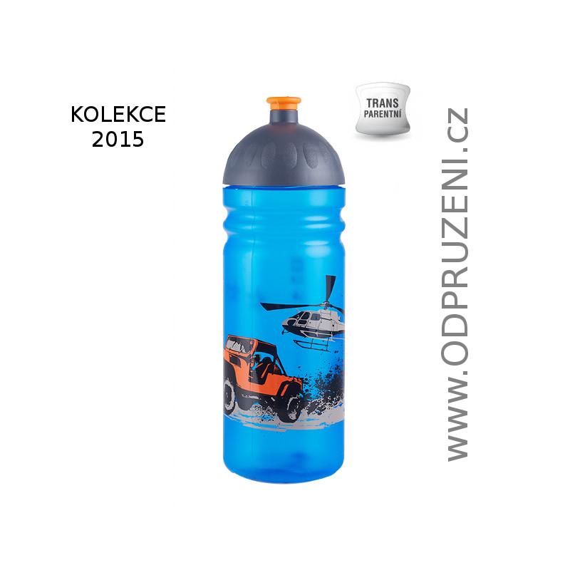 Zdravá cyklo lahev 0,7 l JEEP