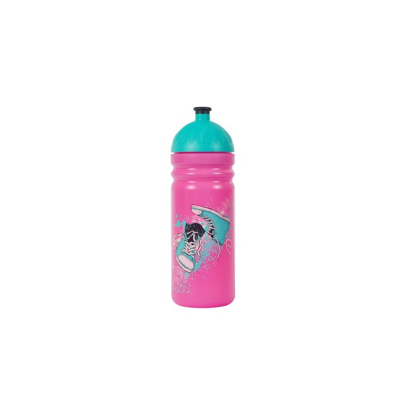 Zdravá cyklo lahev 0,7 l TENISKY