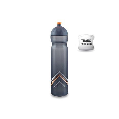Zdravá cyklo lahev BIKE 1 l oranžová