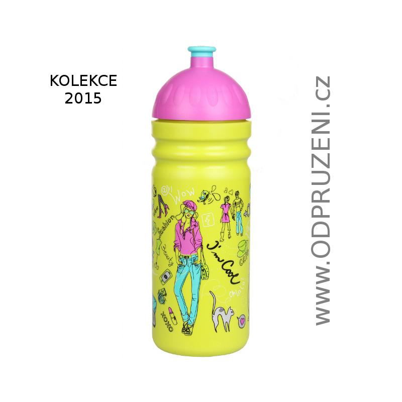 Zdravá cyklo lahev 0,7 l COOL