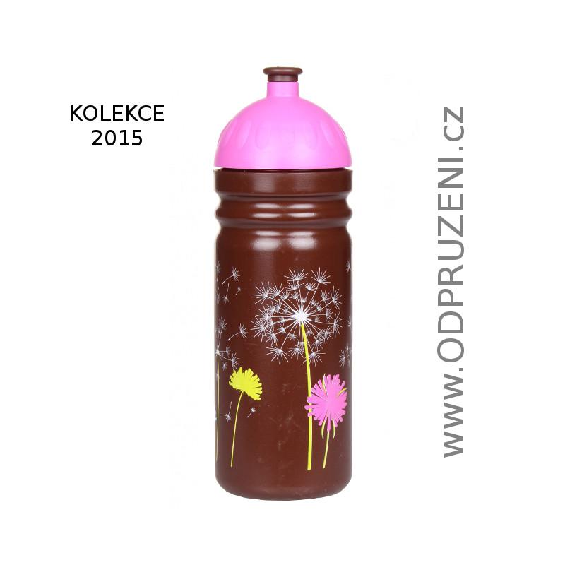 Zdravá cyklo lahev 0,7 l PAMPELIŠKY