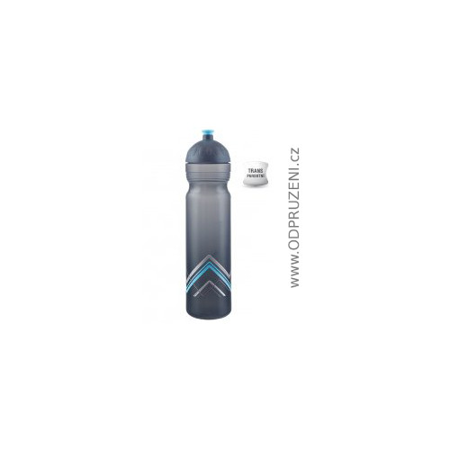 Zdravá cyklo lahev BIKE 1 l modrá