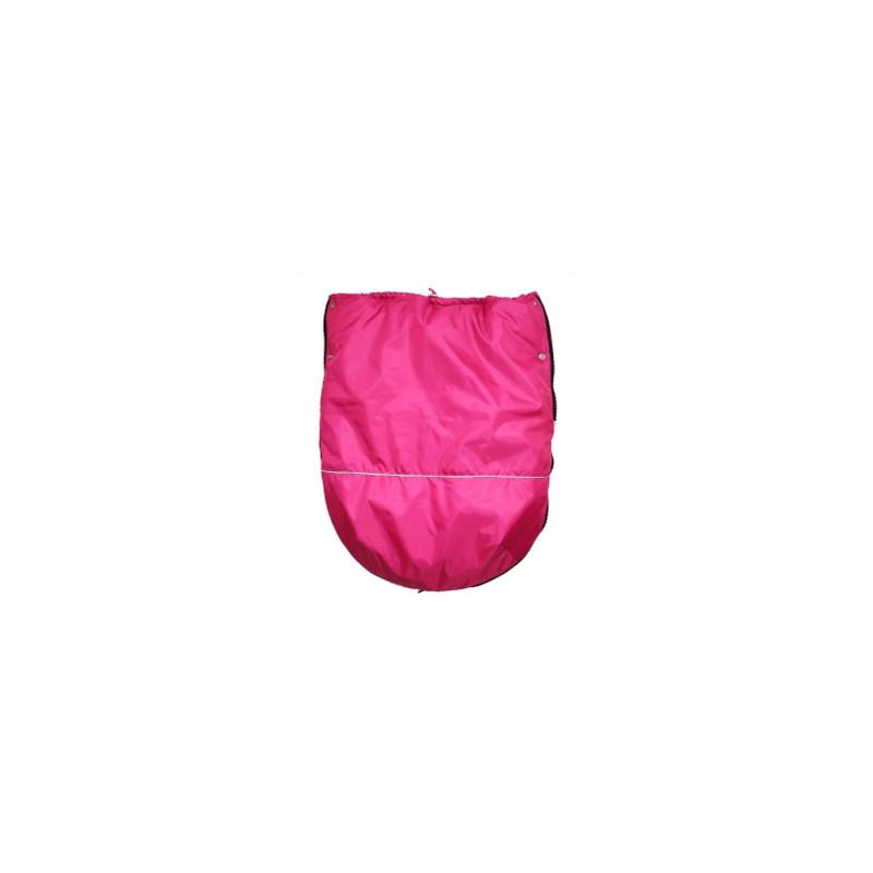 Zimní fusak růžový OPICE PINKIE