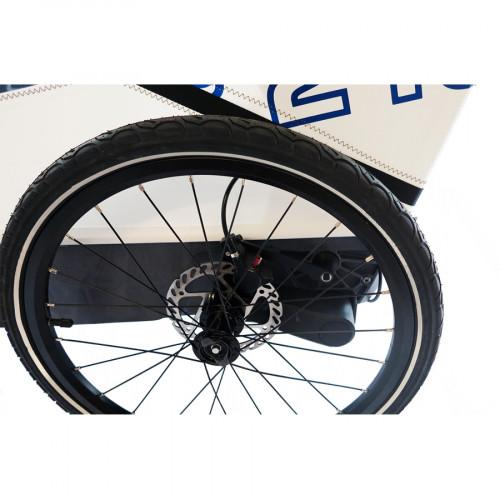 Kotoučové brzdy pro LEGGERO Vento