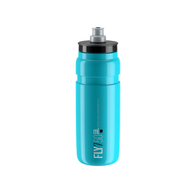 Modrá cyklo lahev Elite Fly 0,75 l