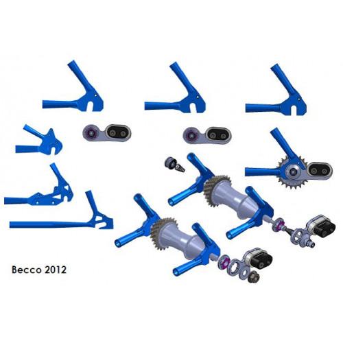 LEGGERO prodloužený adaptér NABECCO UNI 12