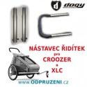 Nástavce řidítek pro vozíky CROOZER a XLC
