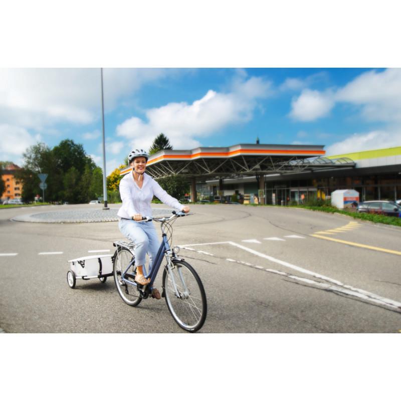 Nákupní košík a nákladní vozík Leggero Trolley Max
