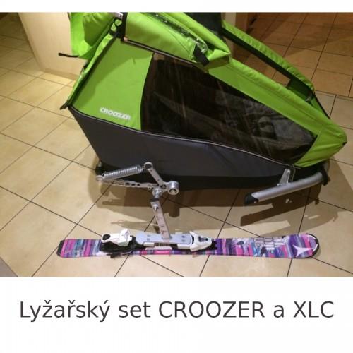 Lyžařský set CROOZER a XLC