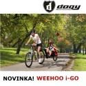 WEEHOO i-GO vozík za kolo PŮJČOVNA