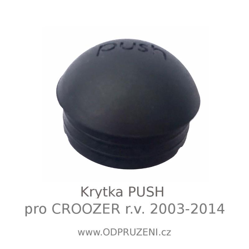 Krytka kola PUSH pro CROOZER 2003-2014