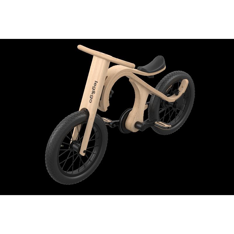 Šlapací dětské kolo