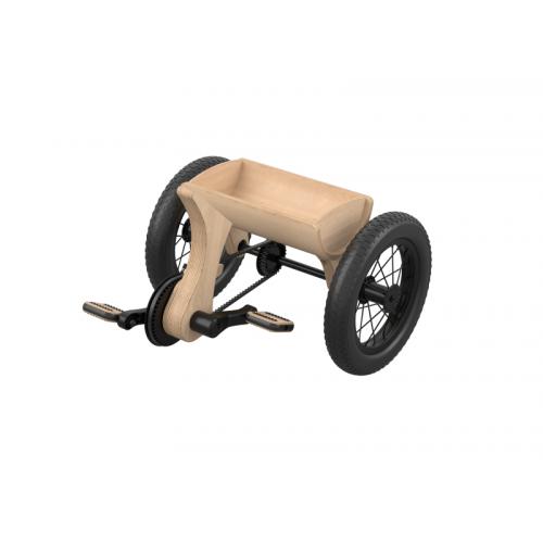 LEG&GO šlapací tříkolka