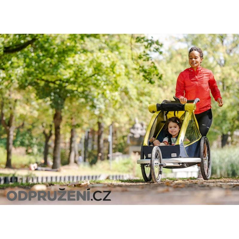 Cyklovozík CROOZER Kid for 1 2019, jogging set