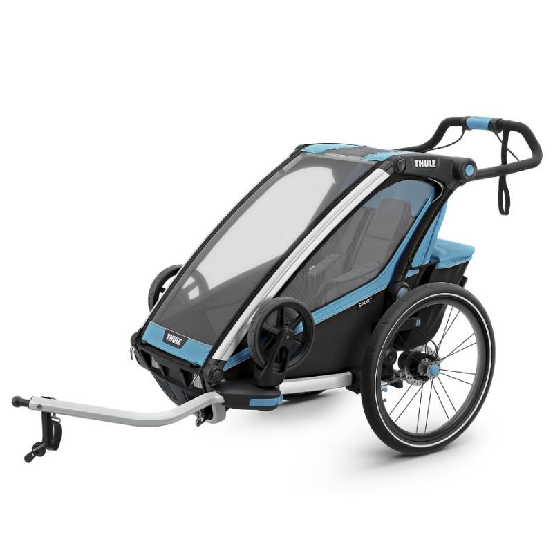 Thule Chariot Sport 1 modrý 2019