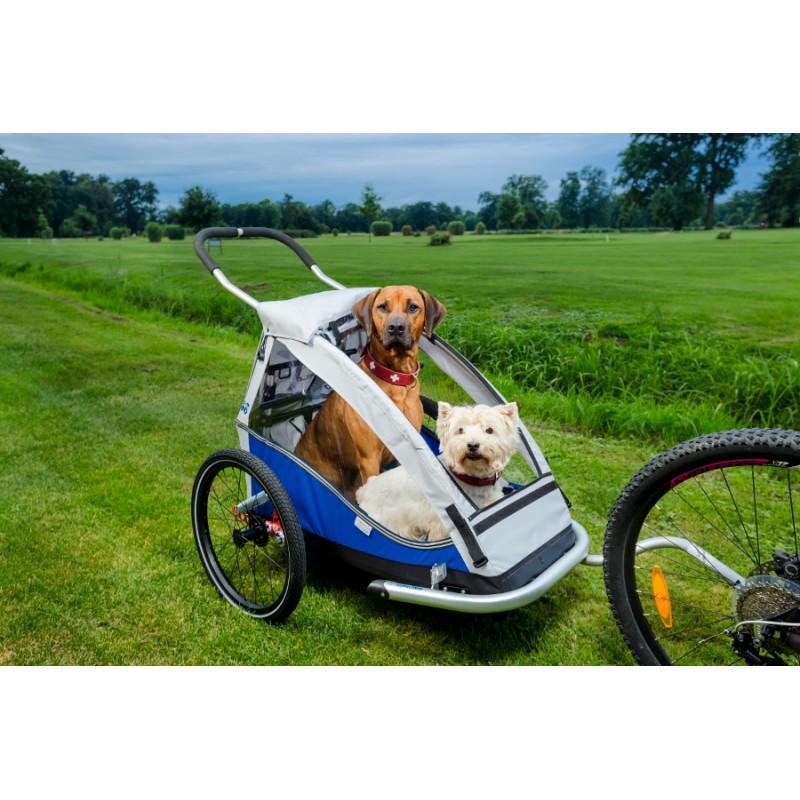 XLC by CROOZER Mono Plus vozík pro psy