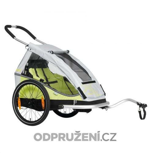 Odpružený XLC by CROOZER MONO green 2019