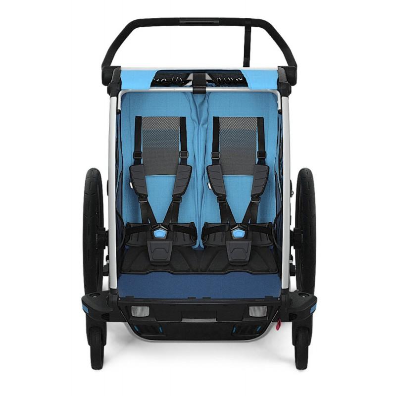 Thule Chariot Cross 2 Blue 2019 sedačky