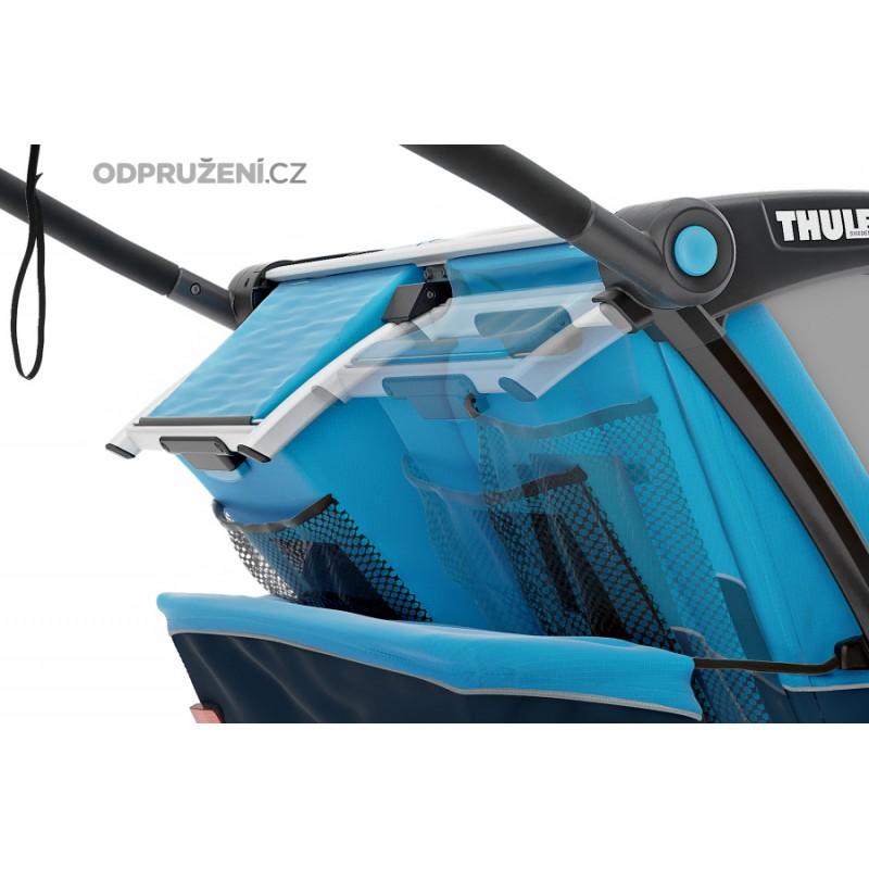 Thule Chariot Cross 2 polohování sedačky