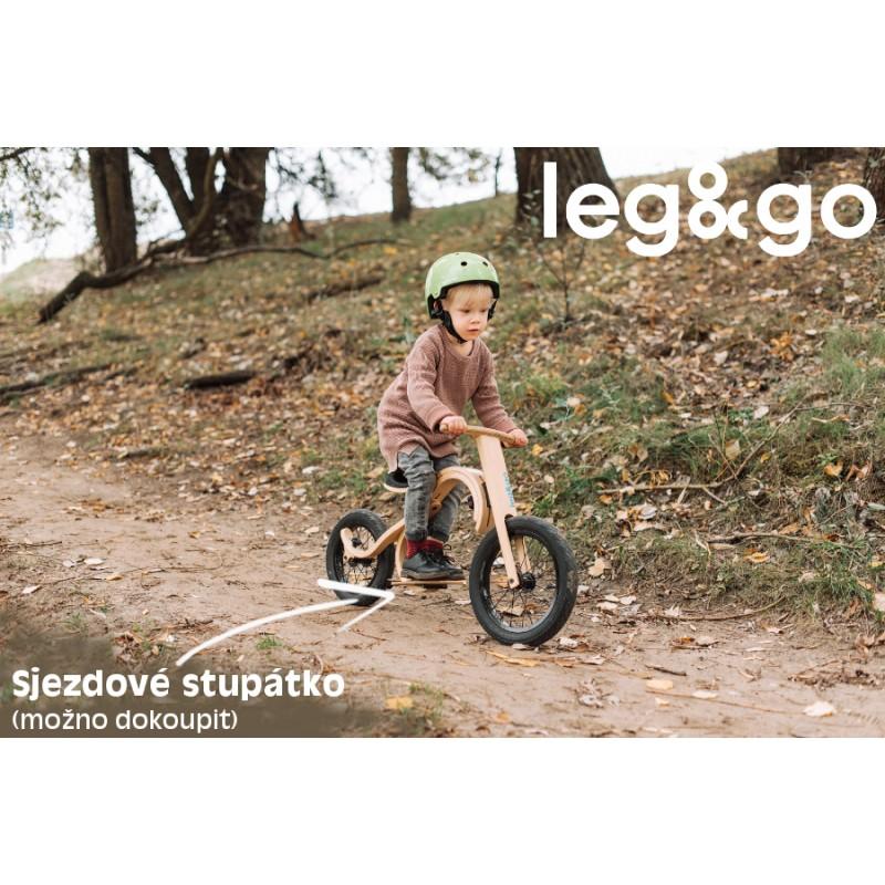 Dětské sjezdové kolo Leg&Go