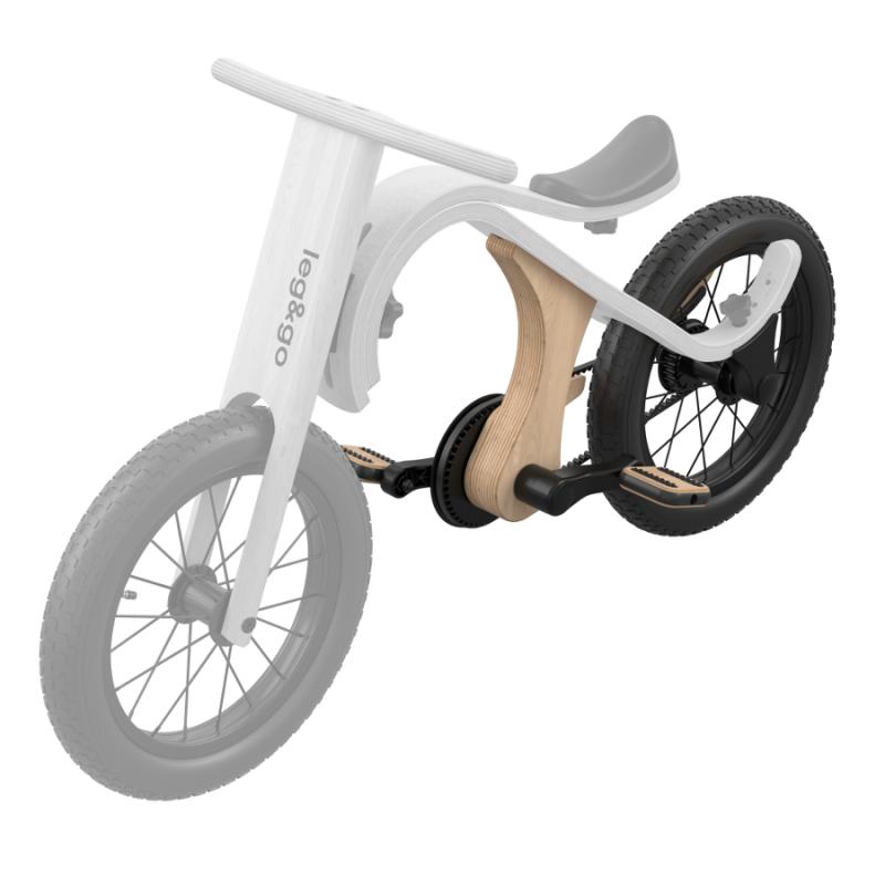 LEG&GO Šlapací sada - dětské kolo