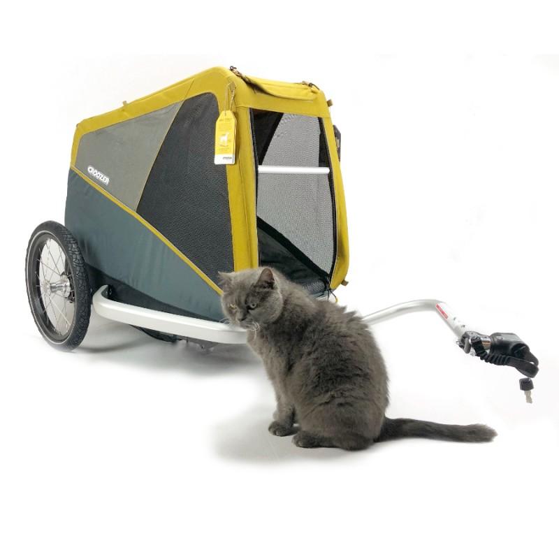 Cyklovozík CROOZER DOG L 2019 pro kočku