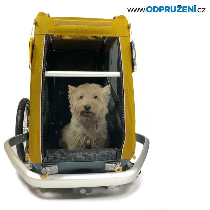 Cyklovozík pro psa CROOZER DOG L 2019