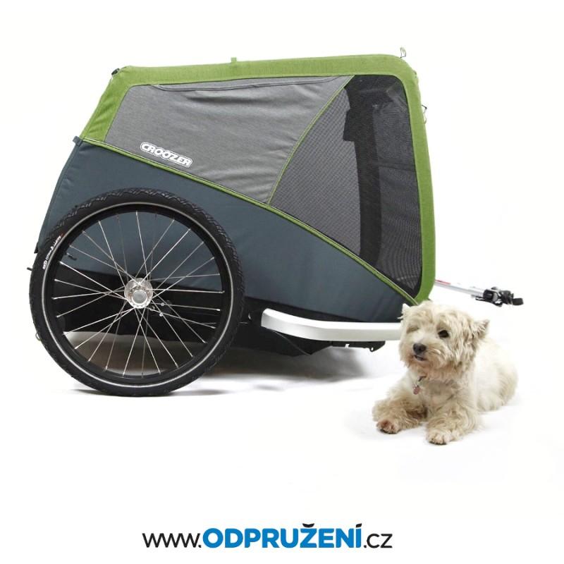 Cyklovozík pro velkého psa CROOZER DOG XL 2019