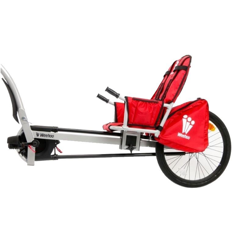 WeeHoo jednostopý vozík za kolo