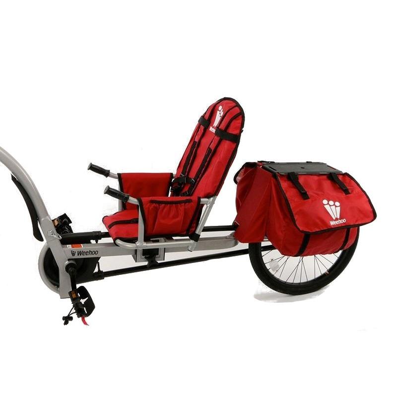 Vozík za kolo jednostopý WeeHoo Venture